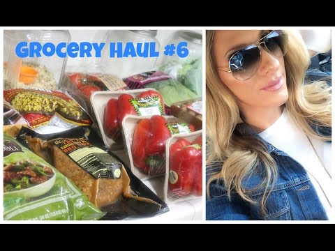 Stay Fit Sunday | Grocery Haul #6