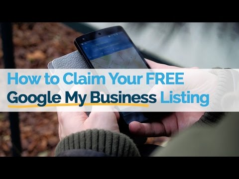 How to Claim Your Google Maps Listing | Claim Your Google My Business Page
