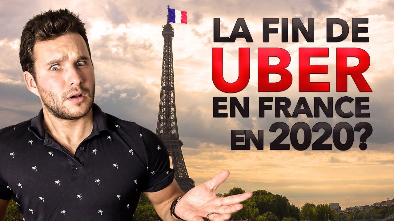 UBER INTERDIT EN FRANCE !? L'AVENIR du VTC en 2020...