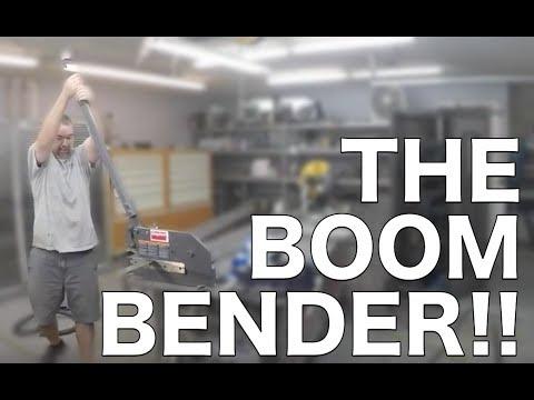 DIY Homemade Sheetmetal Brake Metal Bender for Shop or Garage - Metal Folder