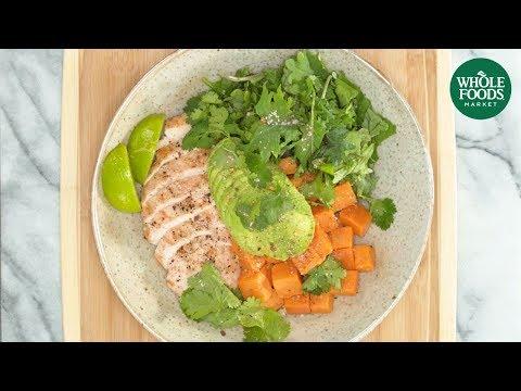 Paleo Chicken & Veggies with Cauliflower Rice l Whole Foods Market