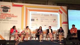 Training & Development Asia 2017: How does L&D help more women reach leadership roles?