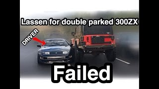 Don't double park (failed)