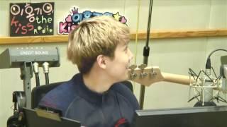 170109 Hongki's Kiss the Radio (sp. guests FTISLAND)