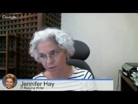 Jennifer Hay Knows How to Write Software Developer Resumes