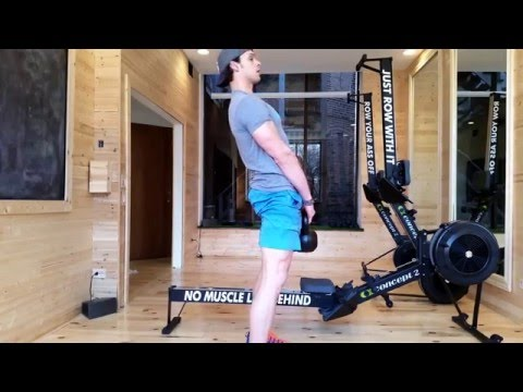 Best exercises for Rowers