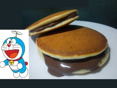 Dora cake,How To Make Dora Cake,Eggless Pancake Recipe,Dorayaki,Kids Breakfast Recipe, Dora Cakes