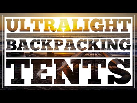 Ultralight Backpacking Tents - CleverHiker.com