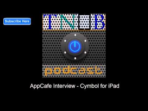 AppCafe Interview: Cymbol iPad