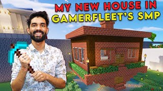 MY NEW HOUSE IN GAMER FLEET'S SMP