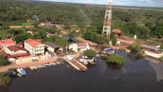 Sobrevoo Em Luis Alves-go - Araguaia Com Cirrus Sr20