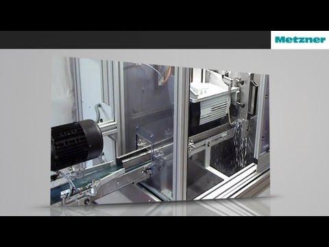 Circular Knife Cutting Machine - CCM 4 Gasket | Metzner