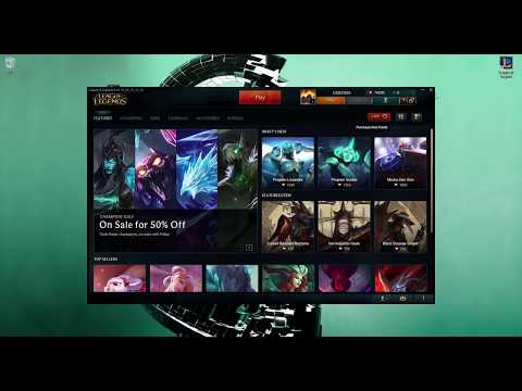 League of Legends RP Generator (NEW!!!)