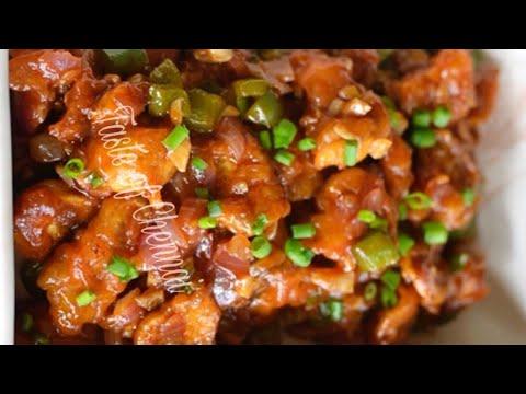 Mouthwatering Mushroom Manchurian Dry Recipe || Mushroom Recipe || How to make Mushroom Manchurian