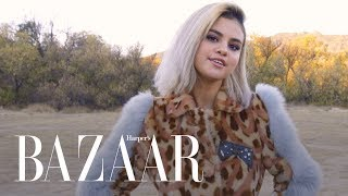 Selena Gomez Shares 5 Things You Never Knew About Her | The Last Five | Harper