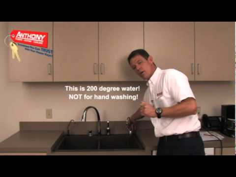 Instant Hot Water | Plumbing | Kansas City | Anthony