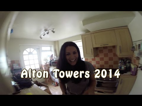 Alton Towers 2014 GoPro On Ride