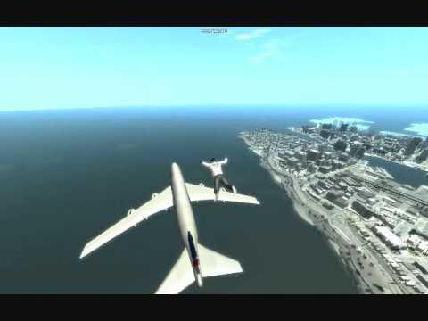 GTA IV Mods: SuperMan Mod