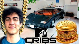 MTV CRIBS | Greatest Mansion Ever Revealed! YouTube Millionaire Playboy Javier Vargas! $$$