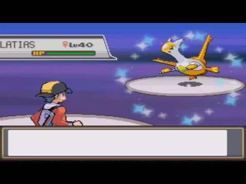 LIVE! Shiny Event Latias after a soaring 27,963 SR's on SoulSilver! (w/facecam)