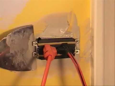 THE OUTLET PLASTERING SAFETY SHIELD 5min. 2017