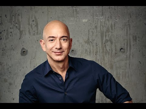 Jeff Bezos, Human Rights Campaign's 2017 Equality Award Honoree
