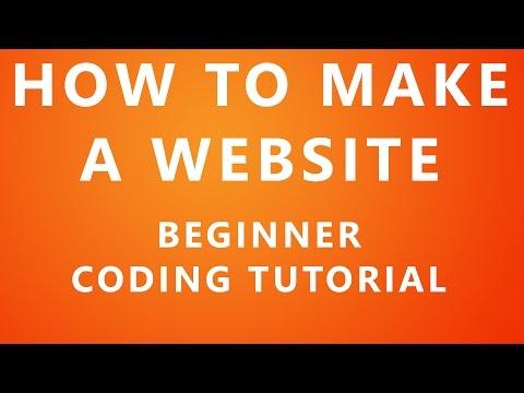Make a Website - HTML CSS & JavaScript (jQuery)