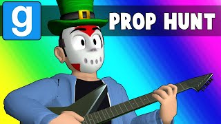 Gmod Prop Hunt Funny Moments - Daithi the Teacher! (Garry