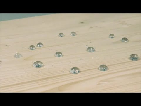 Nasiol W | Wood Nano Coating for water repellent protection