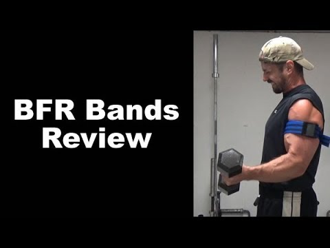 Blood Flow Restriction Bands - Equipment Review