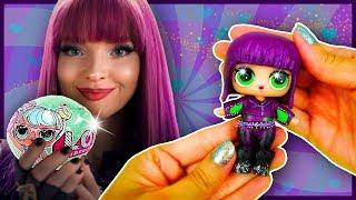 MAL DESCENDANTS 2 LOL Surprise Custom Doll Series 2 DIY | Toy Tutorial | Lil Outrageous Littles