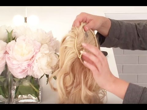 Clip-On Ponytail Hair Tutorial- How to Apply the 3-In-1 Pony