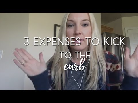 3 Monthly Expenses To Cut Today +  Save You Money!