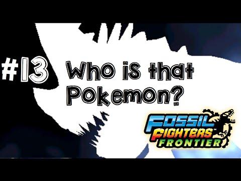 Fossil Fighters: Frontier Nintendo 3DS DIGIVOLUTION!  Walkthrough/Gameplay Part 13 English!
