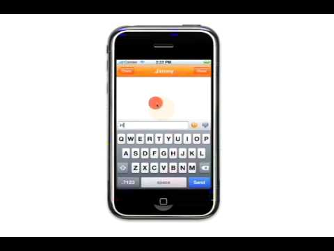 Nimbuzz on the iPhone/iPod touch