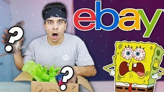 Unboxing 100% RANDOM Ebay Packages! EBAY MYSTERY BOX OPENING!