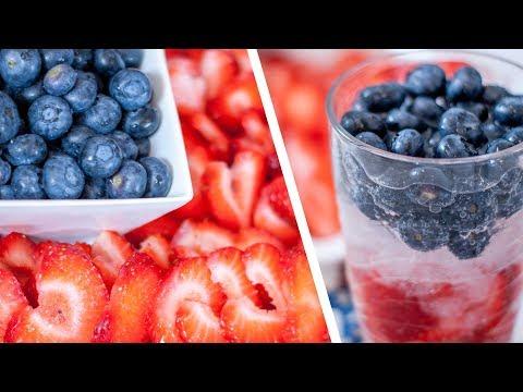 Whipped Berry Sparkler