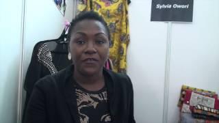 Africa Fashion Week London 2014 - Silvia Owori
