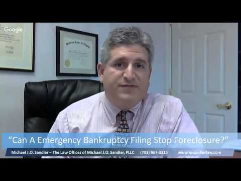 Emergency Bankruptcy Attorney In Woodbridge VA|703-967-3315|Foreclosure|Garnishment|Judgements|Repos