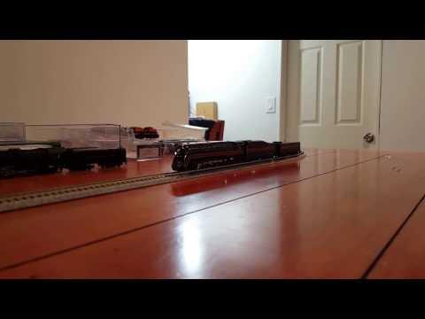 Bachmann Spectrum Norfolk & Western Class J 4-8-4  #611 w/ Soundtraxx Econami DCC & Sound