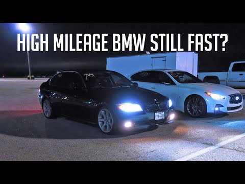 How Far Can You Take a Stock Turbo N54 BMW?