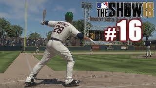 EXTRA INNING MADNESS! | MLB The Show 18 | Diamond Dynasty #16