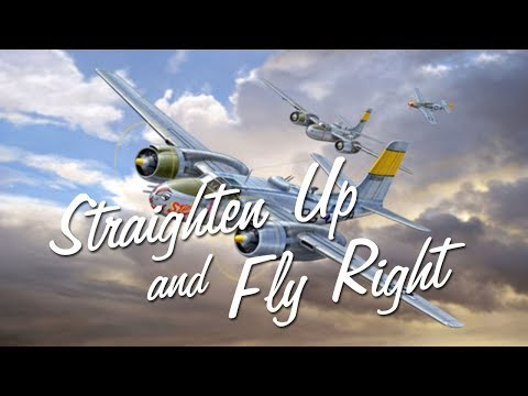 Aligning the Airframe ... Building the Revell A-26 Invader