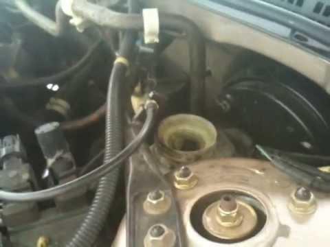 '00 Accord V6 Brake Flush
