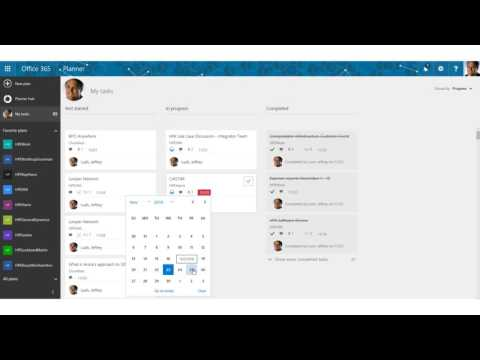 Task Management with Planner