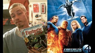 Download Fantastic Four Rise of The Silver Surfer Review Video
