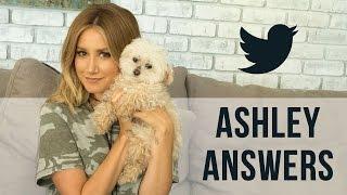 Dec. Q&A - My Love for Beyonce | Ashley Tisdale