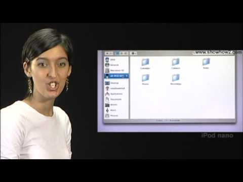 New iPod Nano - How to transfer photos from iPod Nano to a computer