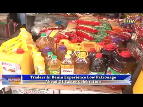 Traders experience low patronage ahead of Easter celebration