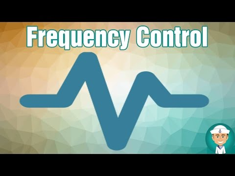 Frequency Control in Synchronous Generator